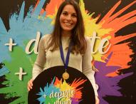 Dana Cervantes lidera a las embajadoras del deporte en Málaga