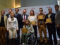 Homenaje a Pérez Tello en los Estímulos al Deporte 2017