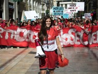 Más ruido para apoyar el deporte base en Málaga