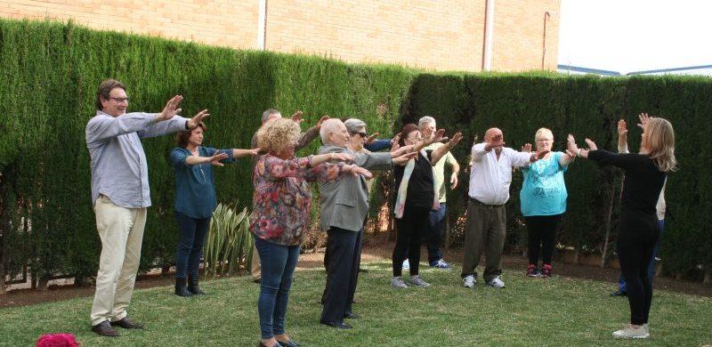 Bailando Voy. Fuente: Junta de Andalucía