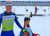 Victoria Padial vuelve a puntuar en Alemania