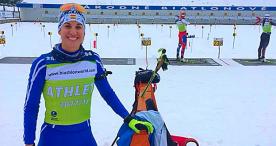 Victoria Padial mantiene las opciones para España en los JJOO