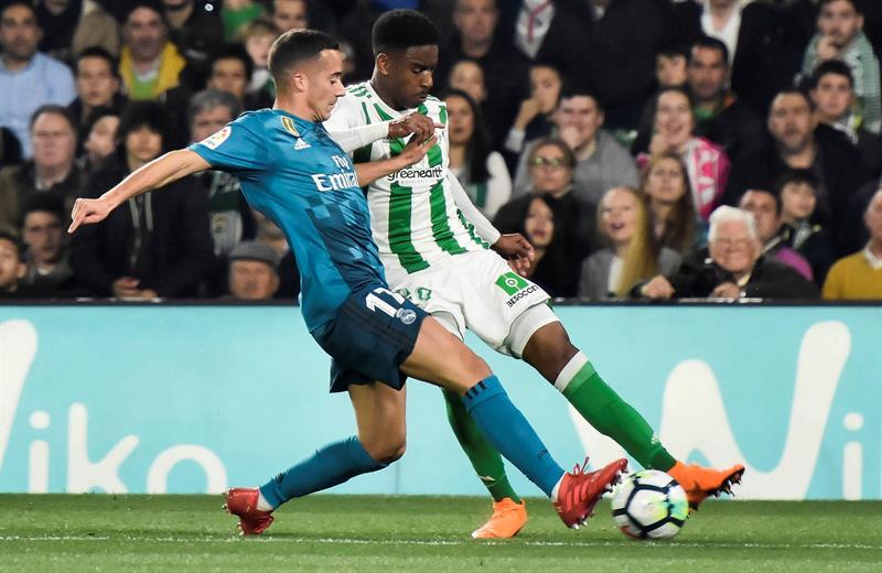 El Betis le pone las cosas fáciles al Real Madrid