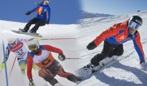 El equipo paralímpico español, listo para Pyeongchang
