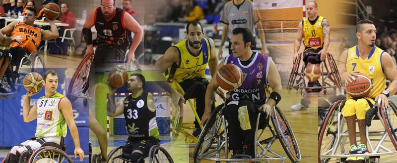 Copa del Rey de Baloncesto en Silla de Ruedas. Fuente: AD