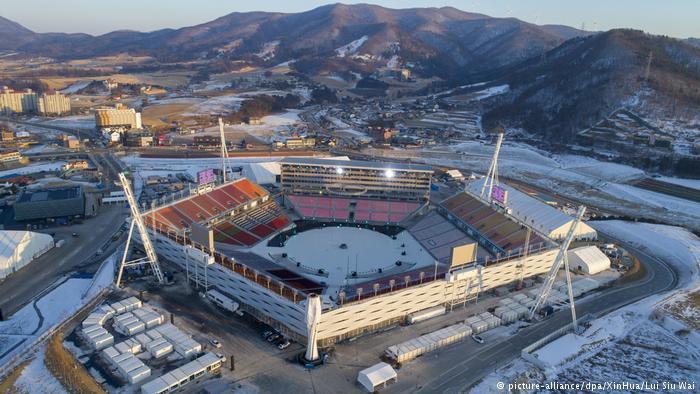 Estadio Olímpico Alpensia