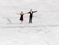 Sara Hurtado y Kirill Khaliavin, 12º en PyeongChang 2018