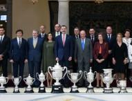 Entregados los Premios Nacionales del Deporte 2016