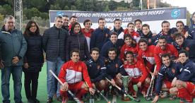 Cara y cruz para el hockey español