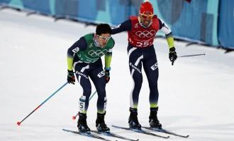 Imanol Rojo y Martí Vigo, 19ª por equipos en Pyeongchang