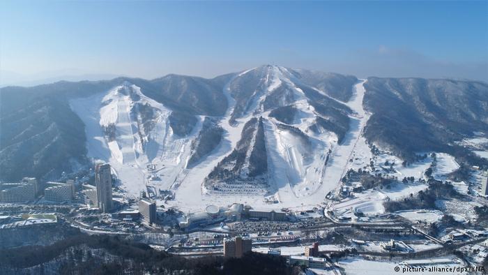 Centro Alpino Y complejo turístico.