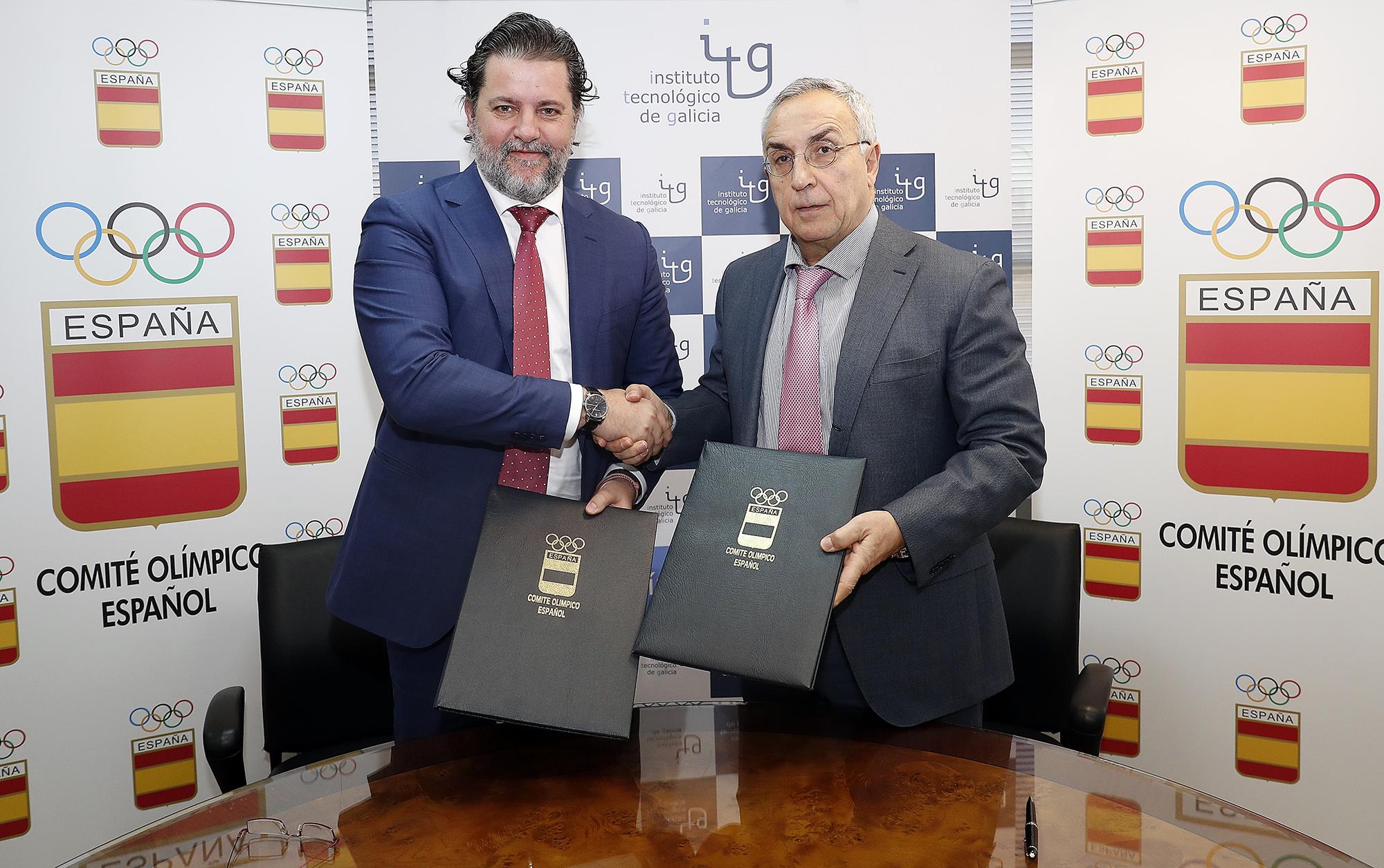 Convenio COE & Instituto Tecnologico Galicia prensa