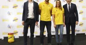 Lete presenta las becas Vamos-Cola Cao que fomentan el deporte entre los jóvenes