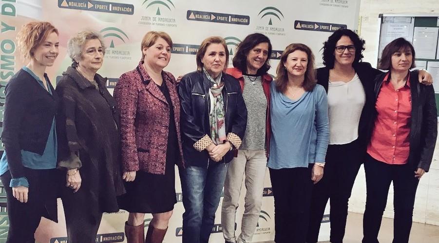 Jornada ''El deporte femenino, un deporte silenciado''. Fuente: Avance Deportivo