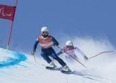 Santacana y Galindo vuelven a ser cuartos en el Supergigante en Pyeongchang 2018