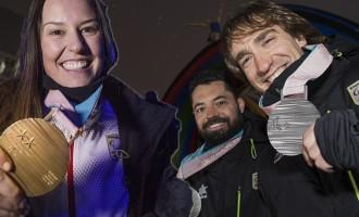 Plata, bronce y 4 diplomas para España en Pyeongchang