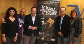 Varios equipos de toda España competirán este sábado en el V Rally de Escalada 12 horas El Chorro
