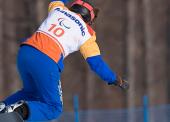 Astrid Fina, bronce en Pyeongchang 2018