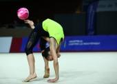 Buen inicio de la gimnasia aeróbica española en 2018