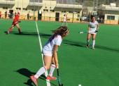 Las 'Redsticks' cierran con victoria sus encuentros ante China
