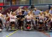 España, plata del torneo de Semana Santa