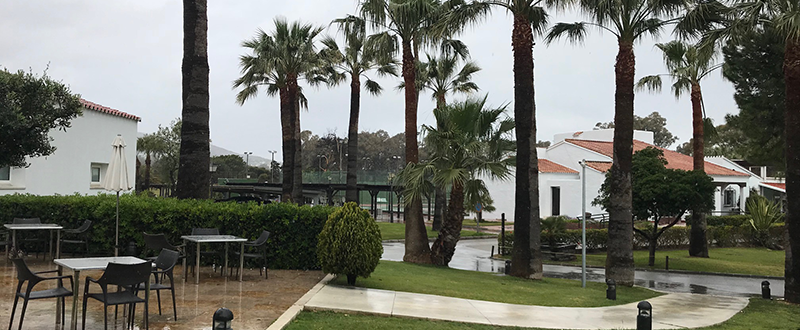 Parador de golf Málaga. Fuente: Avance Deportivo