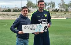 Javier Fernández y Roberto Jiménez juntos por 'Revolution on Ice'