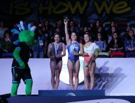 Melania Rodríguez revalida su título de Campeona de Europa Júnior de DMT