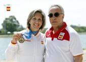España acumula 54 medallas y se sitúa segunda en el medallero general