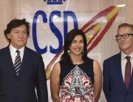 María José Rienda toma posesión como presidenta del CSD
