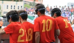 Italia, Turquía, Bélgica y Rumanía, rivales de La 'Roja' para ciegos en el europeo