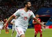 España vence a toda Costa