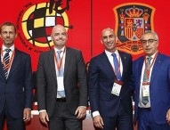 """Blanco: """"Sé que todos juntos conseguiremos un fútbol español mejor"""""""