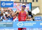Mario Mola, tricampeón en Hamburgo