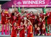 España, campeona de Europa sub-19 de fútbol femenino