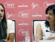 Anabel Medina anuncia en el CSD su retirada del tenis profesional tras el Abierto de Estados Unidos