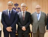 Mariano Soriano Lacambra, nuevo director general del CSD