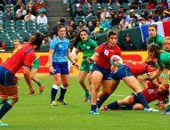 España, quinta en el Mundial de Rugby 7 femenino