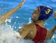 La selección española de Waterpolo femenino, a semifinales