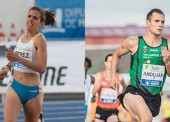 Marta Pérez y Daniel Andújar, mínimas para el Europeo de Berlín