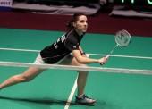 Beatriz Corrales cae eliminada en primera ronda en Indonesia