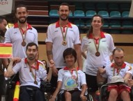 Javier Martínez y Wafid Boucherit, bronce en el Open Mundial de boccia