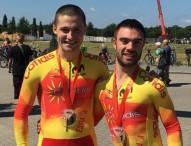 España arranca la Copa del Mundo de ciclismo con cuatro medallas