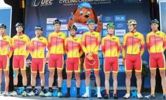 La selección española de ciclismo da a conocer su convocatoria para el Europeo