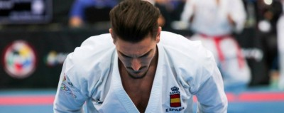 El karateca malagueño