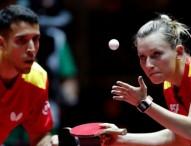 Galia Dvorak y Álvaro Robles,  en el Top 10 mundial de tenis de mesa