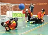Chamartín y Tetúan se coronan en el nacional de goalball