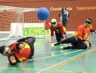 La élite del Goalball se cita en Madrid