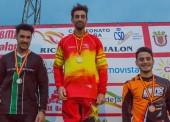 Gustavo Alcojor, campeón de España de BMX