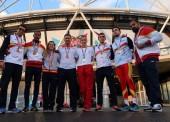 Descarrega-Blanquiño lideran al equipo español  de Atletismo en el Europeo de Berlín